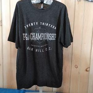 PGA t-shirt